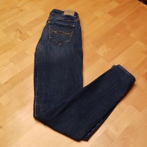 Abercrombie and fitch denim jeggings,  NWOT